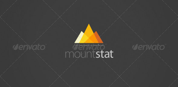 Mount Stat - Logo for business