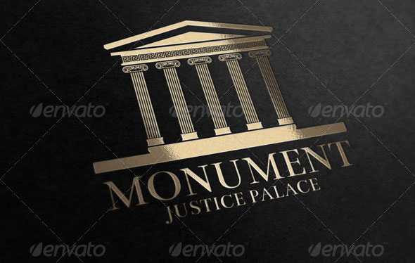 Monument Logo Template