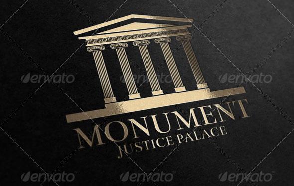 Monument Logo Template