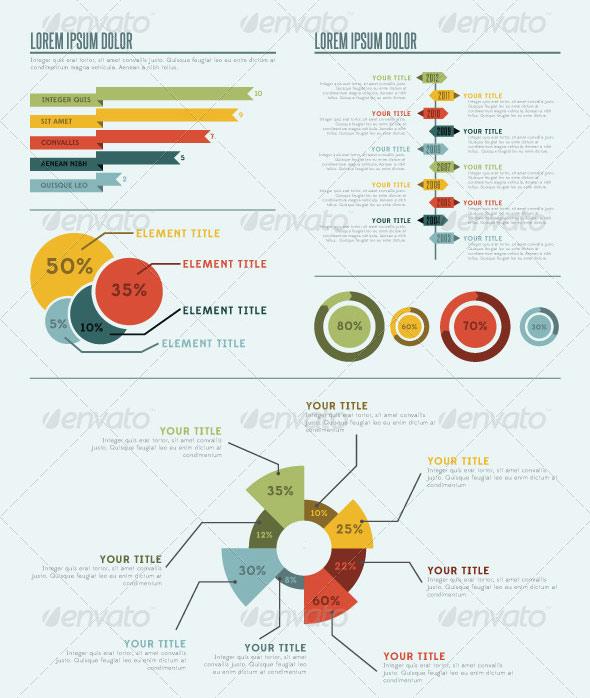 Infographic Elements - Vol. 1