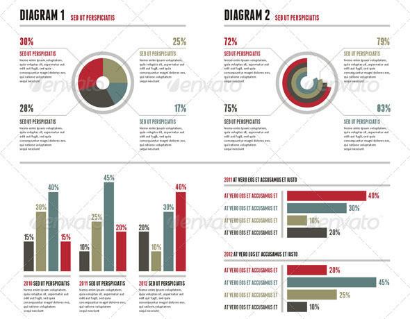 Infographic Elements - set 05