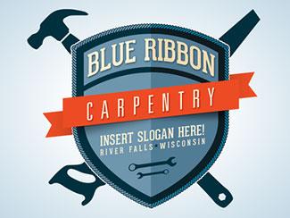 Blue Ribbon Carpentry ...