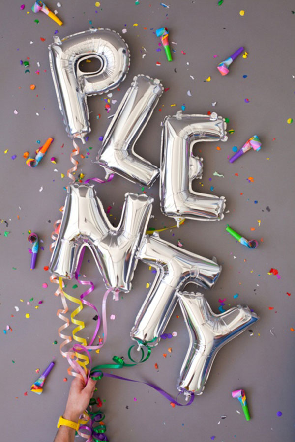 Plenty (via Happy New Year! on Typography Served)