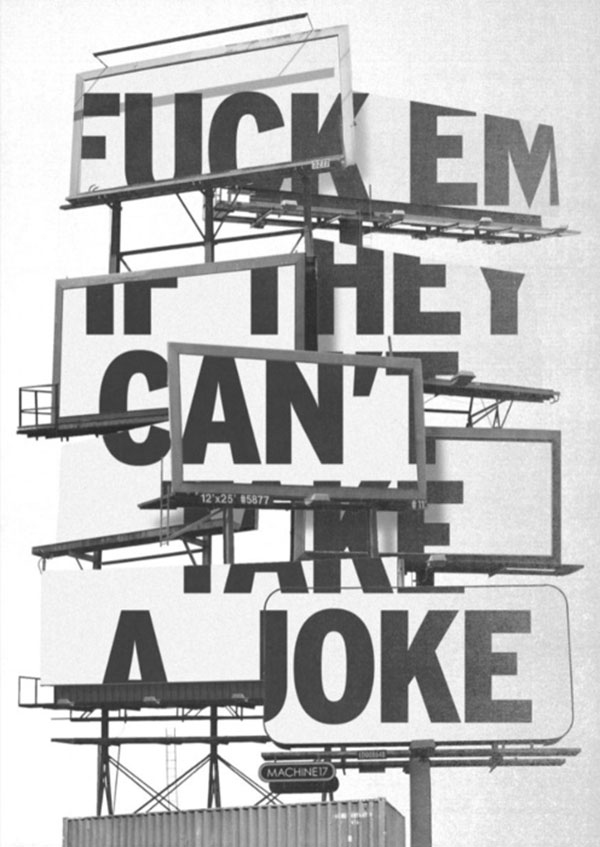 by Christopher Wool.(Source: somethingtoseeorhear)