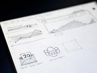 Icon/Graph Sketches