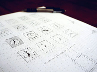 Early UI Sketches 2