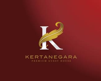 kertanegara premium guest house logo