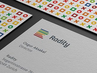 Radity Business Card /...