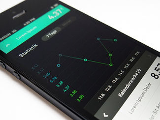 Secret App Statistics