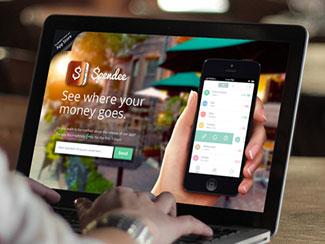 Spendee app Web