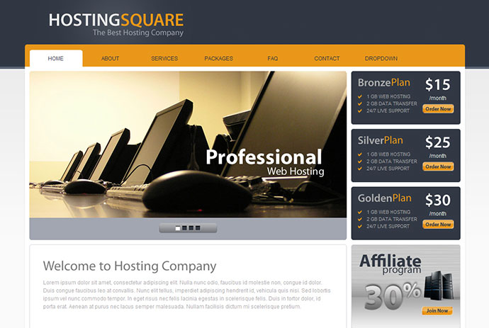 HostingSquare