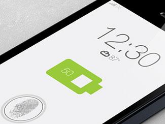 Charging iOS7