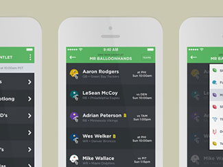 Fantasy Football App