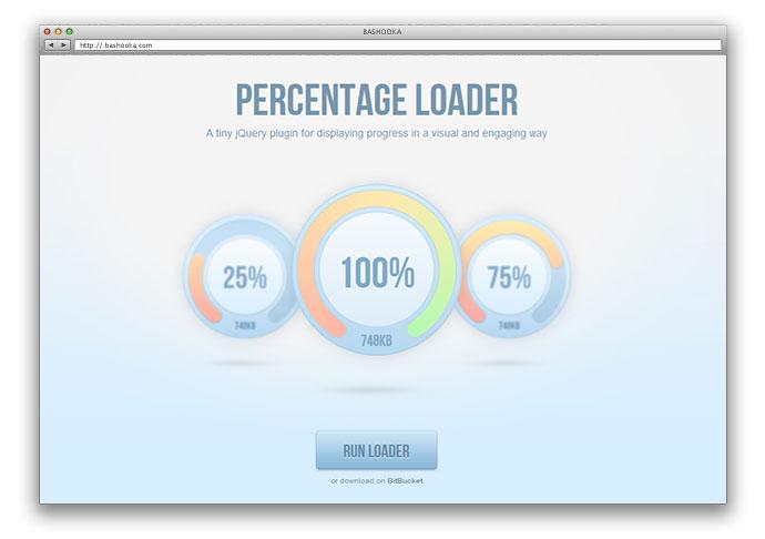10 cool jquery progress bar plugins web graphic design bashooka jquery progress 1 ccuart Gallery