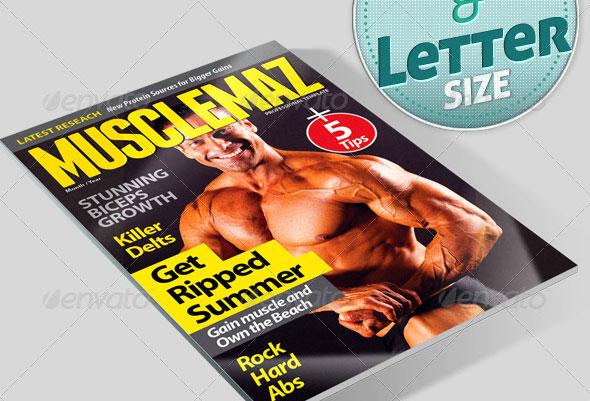 MuscleMaz Magazine