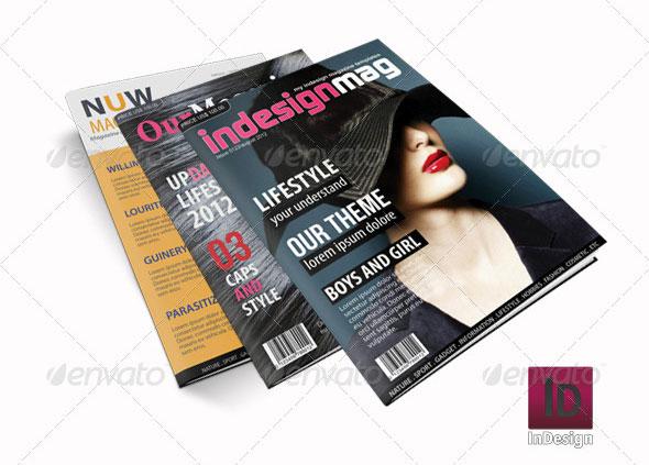 Magazine Bundle Vol. 1