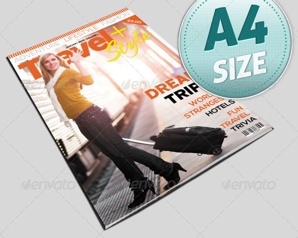 Travel Style Magazine 32 Pages