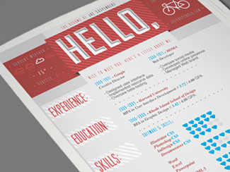 26 cv resume designs that recruiters will love web graphic