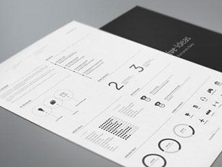 Resume redesign.