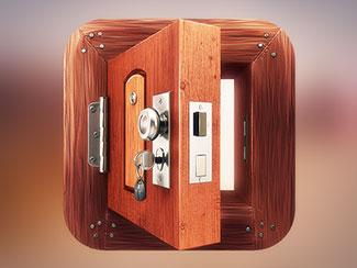 App Icon Design - Wood...