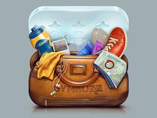 Gymbuzz bag