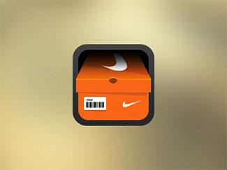 Nike Shoe Store Icon