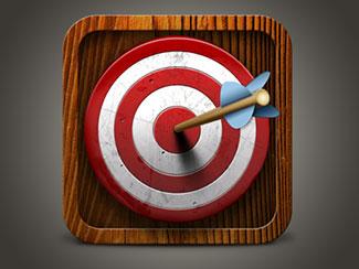 Target iOS App Icon