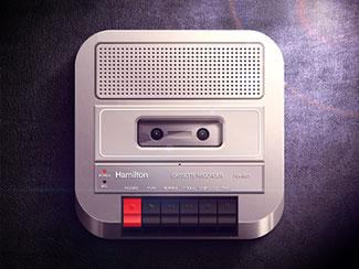 Cassette Recorder iOS