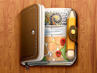Journal iOS Icon