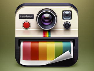 InstaGenius app icon