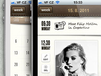Moredays iPhone app