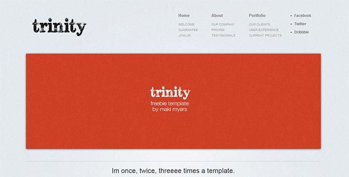 Trinity-Free