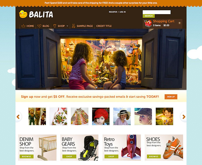 balita-free-e-commerce
