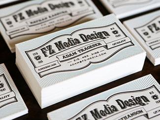 FZ Media Letterpress