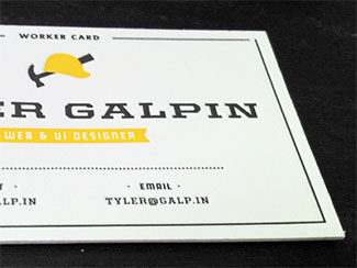 Galp.in Business Cards...