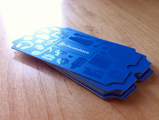 Ticket Business Card-P...