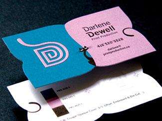 Darlene Dewell Card