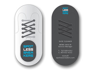 Spotless Sneakers Cards