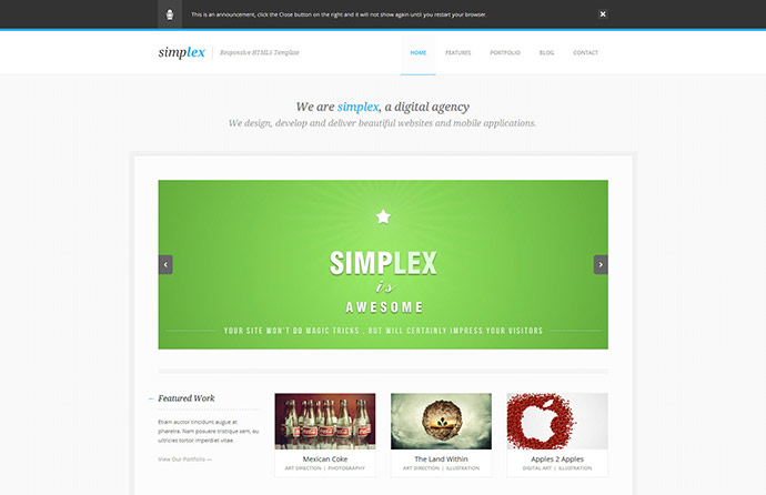 45 Best Bootstrap Portfolio Website Templates Bashooka