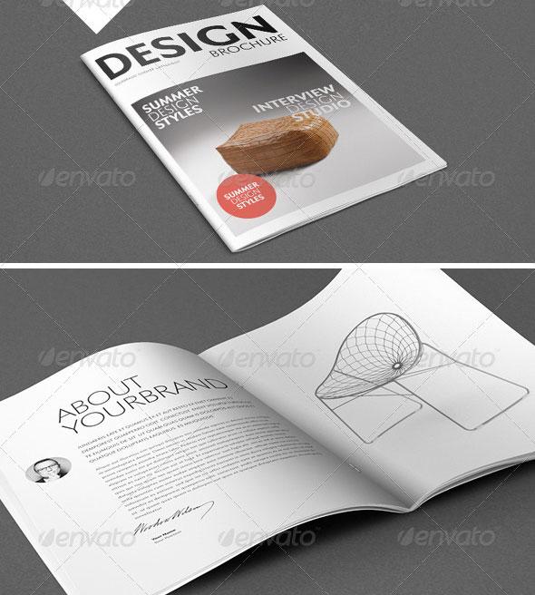 30 best brochure templates 2013 web graphic design bashooka. Black Bedroom Furniture Sets. Home Design Ideas