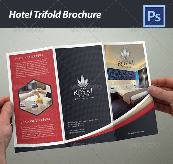 30 best brochure templates 2013 web graphic design for Hotel brochure design templates
