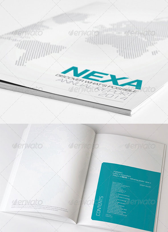 Annual Report Brochure Ver 3.0
