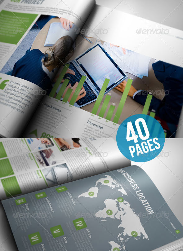 40 Pages Indah Corporate Brochure Volume 2