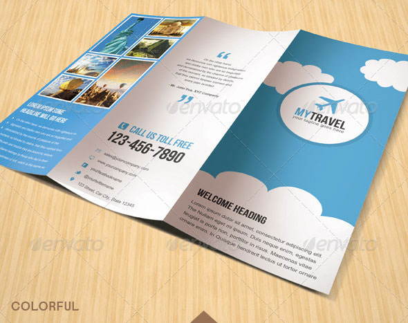30 Best Brochure Templates 2013 | Web & Graphic Design | Bashooka