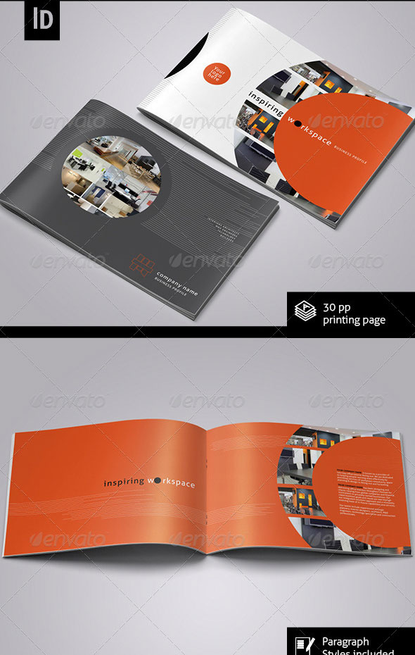 30 best brochure templates 2013 web graphic design bashooka a4 horizontal business profile accmission Gallery