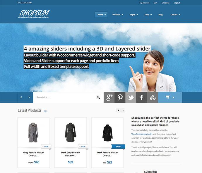 Shopsum