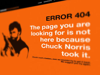 404 Page for badasspro...