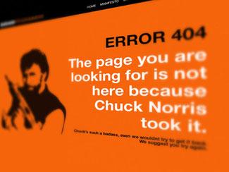 404 Page for badasspro...