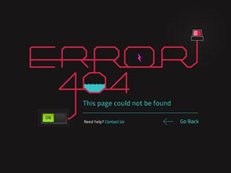 Flip on the 404