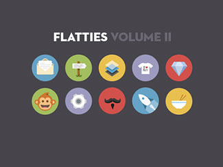 Flatties Vol 2